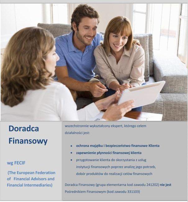 Europejska Akademia Planowania Finansowego … o Doradcy Finansowym (cz.2)