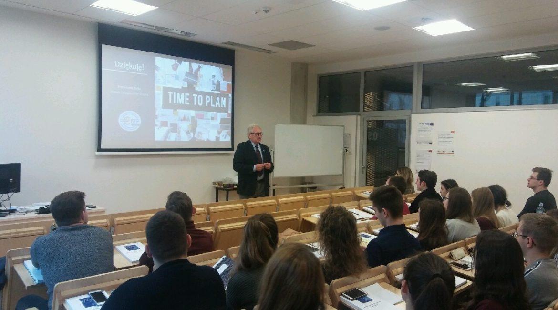 Kolejna edycja szkolenia EFG® na Uniwersytecie Ekonomicznym w Poznaniu